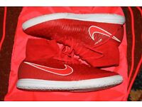 NIKE MENS MAGISTAX PROXIMO INDOOR COURT RED UK SIZE UK Size 7.5