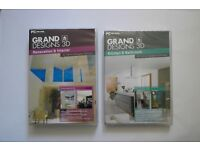 Grand Design 3D SOFTWARE package PC CD Design Decor - INTERIOR DESIGN / ARCHITECTURE