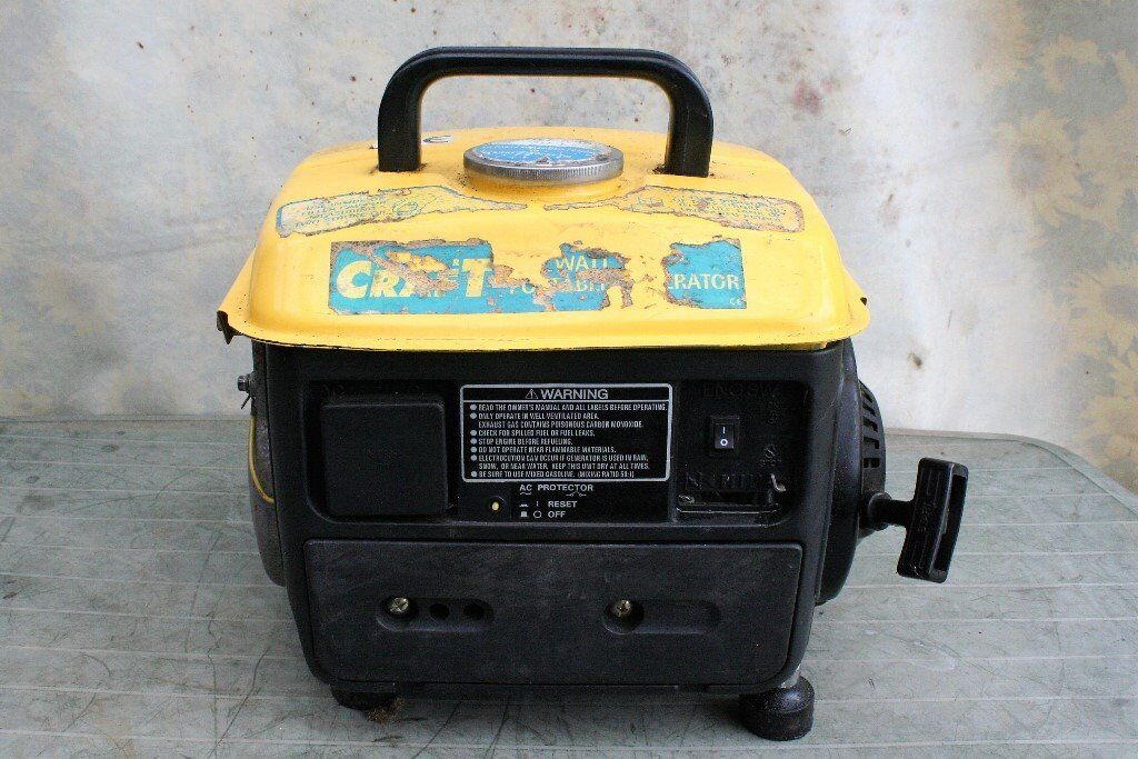 POWERCRAFT 720 GENERATOR
