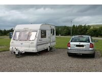 Bailey Pageant Majestic 1998 2 Berth Touring Caravan