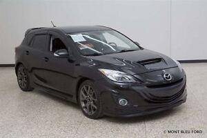 2010 Mazda Mazdaspeed3 263HP !!!!  *NO ADMIN FEE, FINANCING AVAL