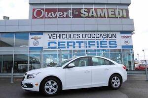 2016 Chevrolet Cruze TOUT EQUIPE + CUIR+ TOIT OUVRANT