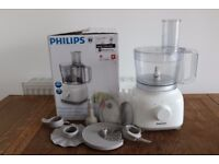 Philips Food Processor- like new