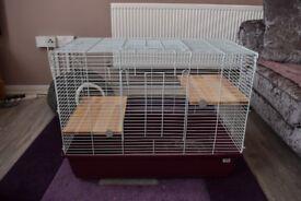 Indoor Ferret/Chinchilla/Guinea Pig/Rat Cage