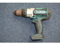Makita-BHP451 18V, LXT Lithium-Ion Hammer Driver Drill BODY ONLY