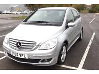 Mercedes B Class 1 Owner and Full Service History