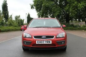 FORD FOCUS 2007 1.8CC HPI CLEAR DIESEL EXCELLENT CONDITION