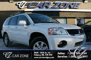 2011 Mitsubishi Endeavor SE V6 LEATHER SUNROOF AWD
