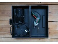 DIY tools (including Bosch electric screwdriver)