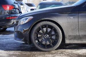 Mercedes C43 AMG Winter Tire Package 18 Inch * JANEX AUTO *