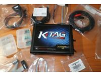 Professional Chip Tuning Tool Alientech KTAG Master Remapping Tool - ALL Protocols Active