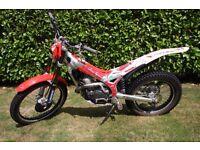 Beta rev3 rev 3 250 Trials Bike, 2008