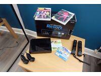 Wii Sports resort black console