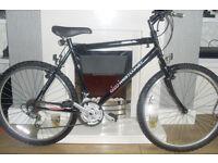 mans bsa mountain bike