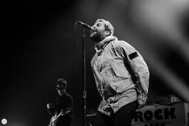 Liam Gallagher Old Trafford Manchester
