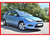 Automatic -- 2011 Ford Focus 1.6 Style AUTO -- 5 Door -- 77000 Miles --Part Exchange OK - Ford Focus