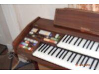 Technics E 11 organ.