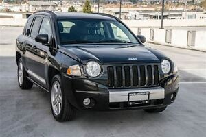 2010 Jeep Compass Limited Loaded