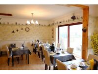 Weekend Breakfast Cook and servicing of room in a 4 star B&B