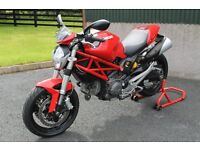 Ducati Monster 696 (2014)