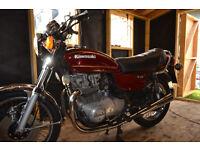 classic Kawasaki z750 b1 twin