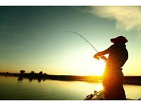Fishing Rod and Reel.