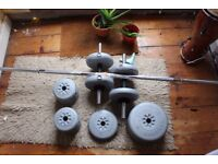 Set of York Weights with Bar