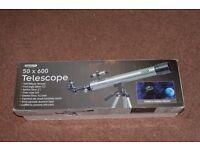 Zennox 50 x 600 Telescope