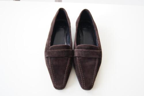 7b75755673 Wildleder Schuhe v.Unisa, Loafer, spitze Ballerinas Leder in Baden ...