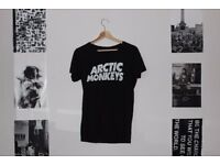 Authentic Arctic Monkeys Band Tour T Shirt - unisex, authentic Australian tour