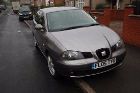 SEAT IBIZA SPORT 1.4 16v 3dr Hatchback 2005 £1,300