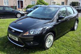 Ford Focus Black Titanium 1.6 5 Door