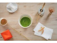 Barista and cafe team members for brand new matcha tea and sushi cafe in Fitzrovia Soho