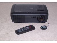 "Optoma HD600X-LV Projector + FREE 100"" Electric Screen"