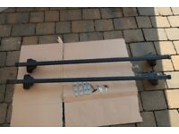 Hyundai i40 roof bars - Thule 753 Rapid System and Thule XT 3107 kit
