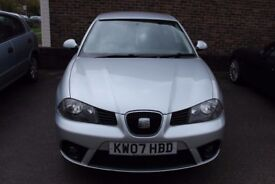 Seat Ibiza 1.4 Automatic Low Mileage, Single Owner, Lady Driven