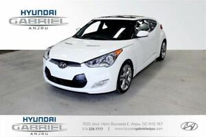2012 Hyundai Veloster TECH PACKAGE TOIT PANORAMIQUE! BLUETOOTH!