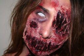 Professional Makeup Artist - LAST MINUTE Halloween offer (sfx/ character makeup)