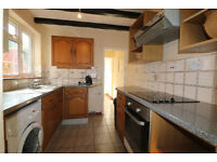 Three bedroom mid-terraced house.