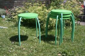 IKEA stackable children stools