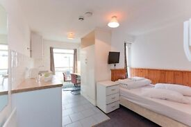 Studio Swiss Cottage Long Lets £950 pcm All Bills included