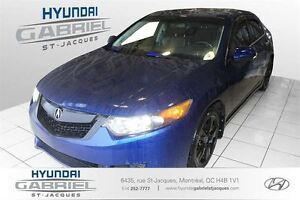2009 Acura TSX TECH PKG  GPS+CUIR+TOIT PANORAMIC+CAMERA DE RECUL