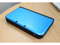Nintendo 3DS XL Blue, Great condition. Unboxed