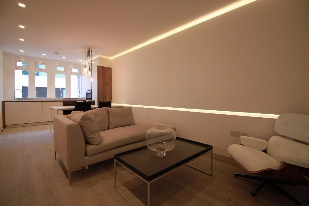 ***EXTREMELY HIGH SPEC, NEW TO THE MARKET, BRAND NEW 1 BEDROOM APARTMENT WITH JAPANESE GARDENS***
