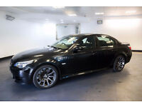 2007 BMW M5 5.0 SMG 507BHP * MASSIVE SPEC*VERY RARE CAR *2 YEARS PARTS AND LABOUR WARRANTY**FINANCE*