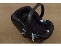 Cybex Aton Black Car Seat - Birth to 13kg
