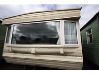 Static Caravan for Sale - Double Glazed and Central Heated