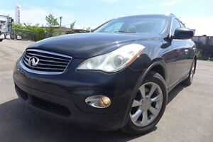 2008 Infiniti EX35 Luxury, AWD, Leather, Roof, Original