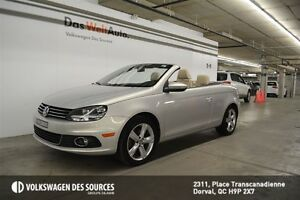 2013 Volkswagen Eos Comfortline, VW SERVICED, NO ACCIDENTS!