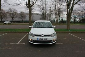VW Polo very low milage